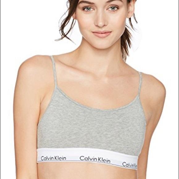 30d89f1aa88f calvin klein bralette Calvin Klein Underwear Intimates   Sleepwear